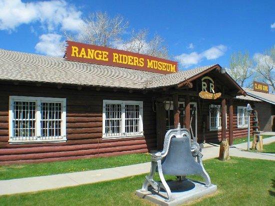 Montana's Rib and Chop House : Range rider museum Miles City