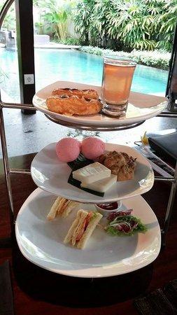 Kayumanis Jimbaran Private Estate & Spa : High tea