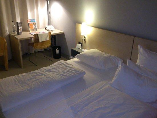 Atlantic Hotel Universum: Bed