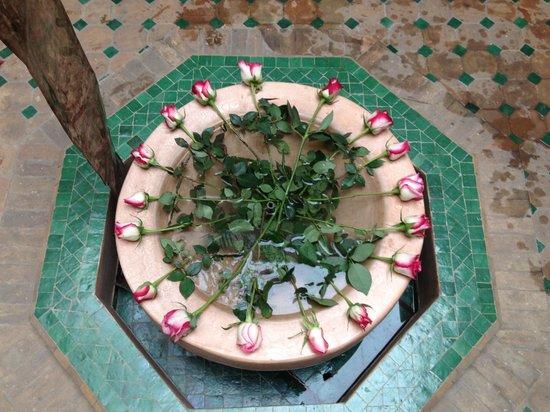 Riad Limouna: Rosor