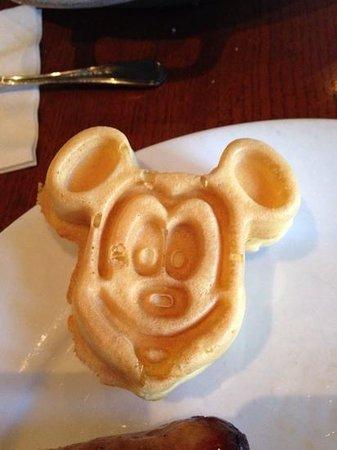 Disney's Polynesian Village Resort: Magical breakfast treat