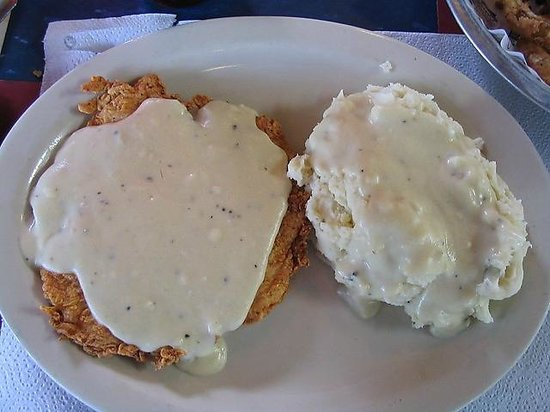 Willies Grill and Ice House: Chicken Fried