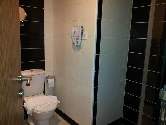 Elaf Bakkah Hotel: الحمام نظيف