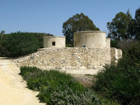 District de Larnaca, Chypre : Choirokoitia