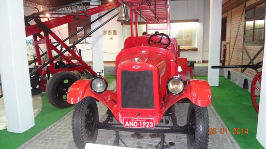 National Firefighters Museum: GM 1929