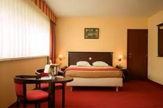 Golden Tulip De' Medici Hotel : la chambre standard
