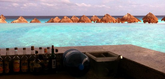 Iberostar Cancun: Best Seat in the House - Pool Bar