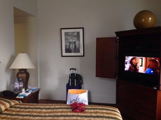 Hotel Pennsylvania New York: Habitación