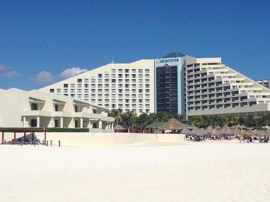 Iberostar Cancun: View From Villa