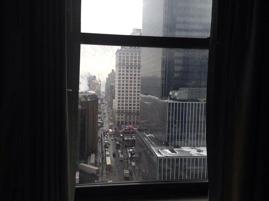Hotel Pennsylvania New York: Vista !!