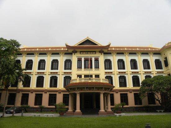 Kunstmuseum (Bảo tàng Mỹ thuật Việt Nam): Museu