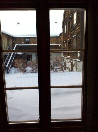 Vertshuset Roros: Från mitt rum