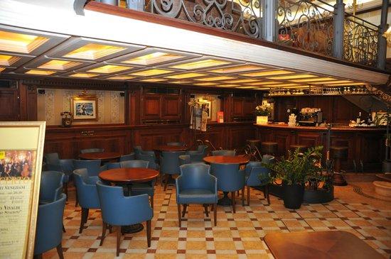 Hotel Royal San Marco: una delle sale