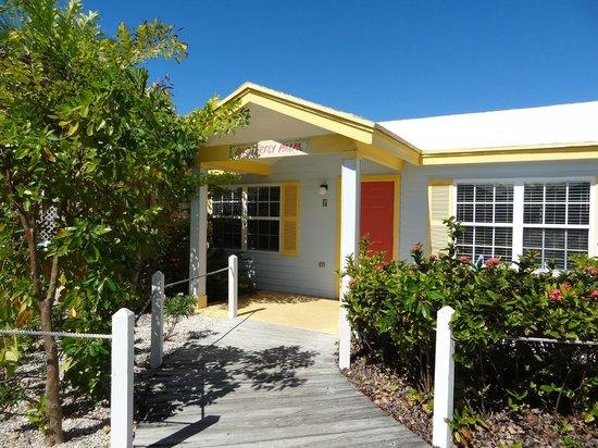 Hideaways at Palm Bay : Zimmer von außen