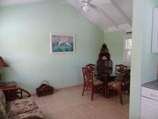 Hideaways at Palm Bay : Essbereich/ Wohnzimmer
