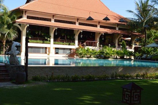 Sunny Beach Resort : Ресторан