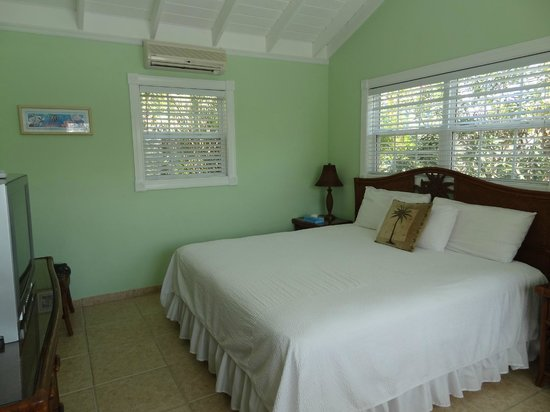 Hideaways at Palm Bay : Schlafzimmer