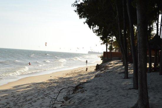 Sunny Beach Resort : Пляж