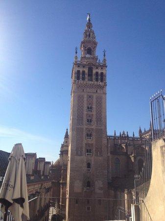 EME Catedral Hotel: Giralda