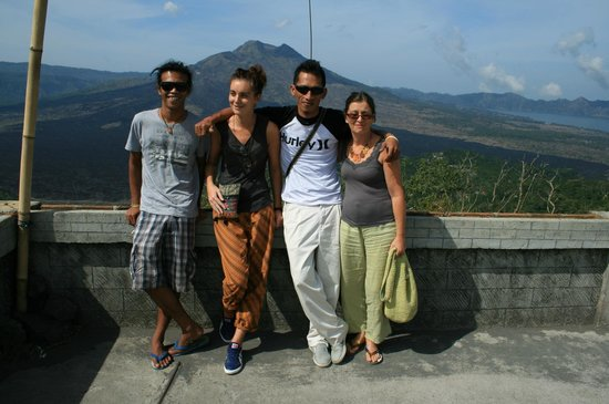 Bali Must Be Crazy: Avec wayan et ma famille