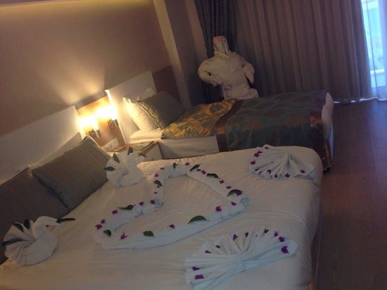 Annabella Diamond Spa & Hotel: Süper