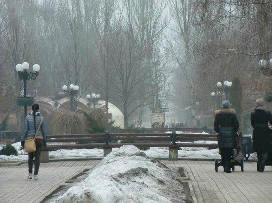 Pushkin Boulevard: .