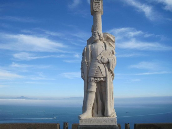 Cabrillo National Monument: MONUMENT PHOTO