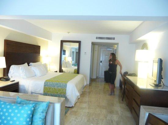 Grand Fiesta Americana Coral Beach Cancun: el cuarto...