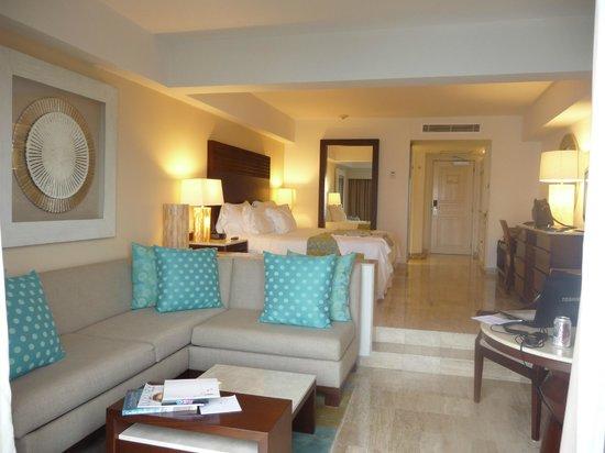 Grand Fiesta Americana Coral Beach Cancun: Habitación fabulooooooosa