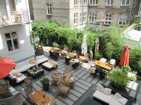 Axel Guldsmeden - Guldsmeden Hotels : отель
