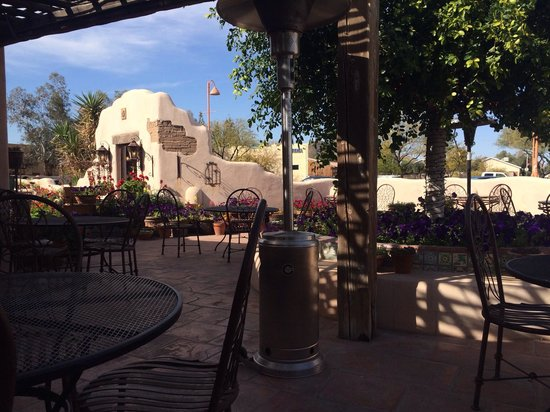 Rancho de Tia Rosa : Nice patio