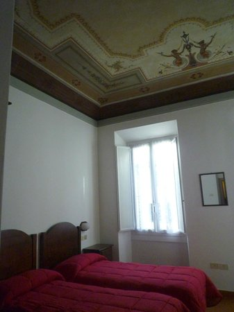 Costantini: affresco sul soffitto