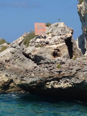 Exuma Water Tours: Thunderball Grotto!!! #JamesBond