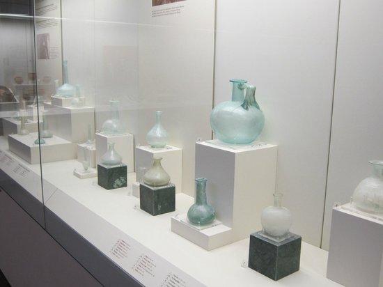 Archäologisches Museum Olympia: Resti Olimpia