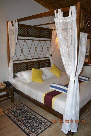 Fun Island Resort: Beachfront Standard Deluxe room