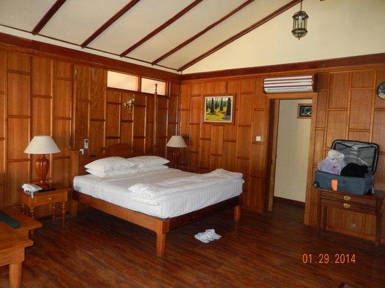 Hotel Pyin Oo Lwin: Room 4A