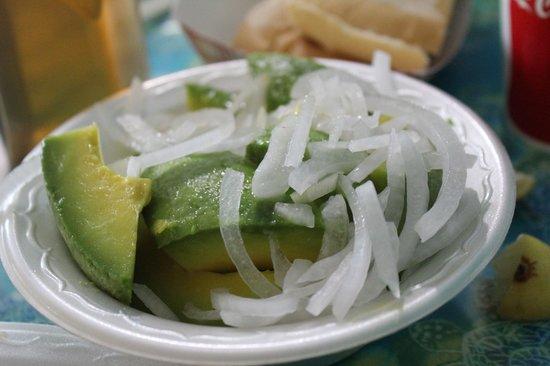 Coco's Kitchen: avocado salad