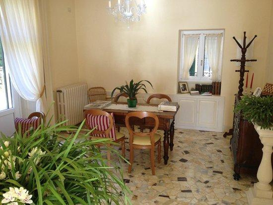 Villa La Mirabella: Stilvoll
