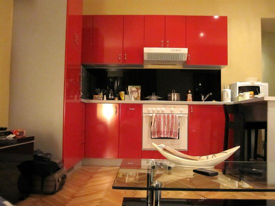 Debo Apartments: Studio room for 3-4 persons