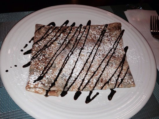 Key Plaza Creperie: To die for Nutella Crepe.. Fav new place! Great service n good is amazing!