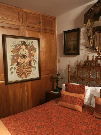 Hotel Casa San Marcos: Another view of the room