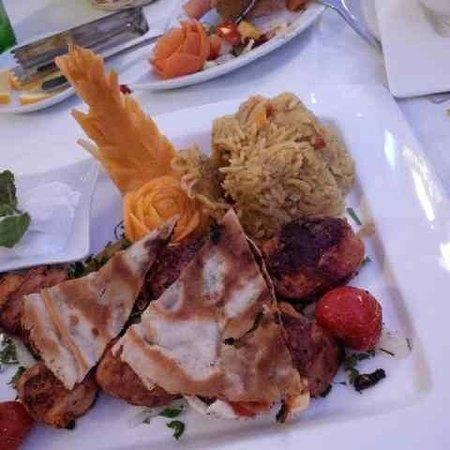 Al Hamra Restaurant: Delicious