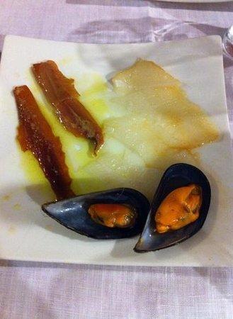 La Taberna Iberica: tapas di pesce