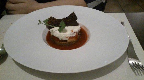 Les Sens Ciel: Dessert