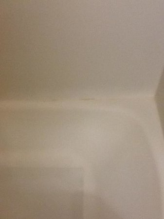 La Quinta Inn Tucson East: the tub was filthy