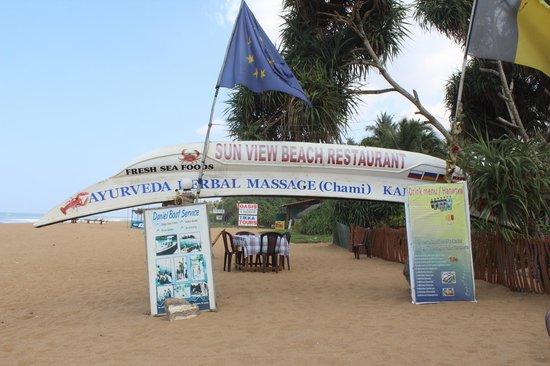 Sun View Beach: Beschreibung