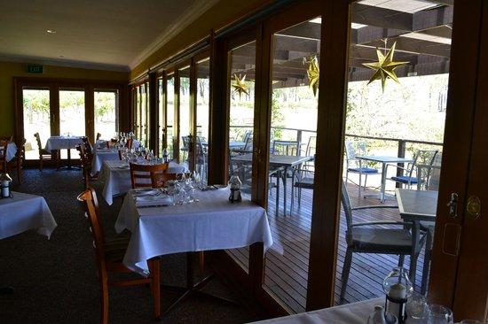 Cacciatore Restaurant at Hermitage Lodge