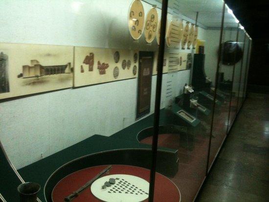 Erebuni Town-Fortress: Interno Museo