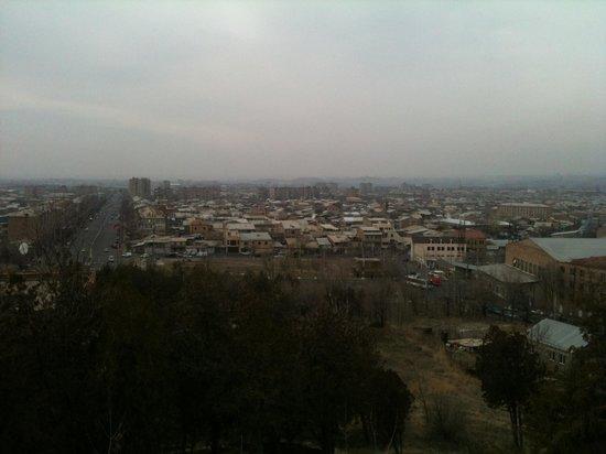 Erebuni Town-Fortress: Panorama