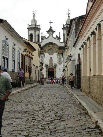 Nossa Senhora do Carmo Church: Igreja do Carmo - SJDR